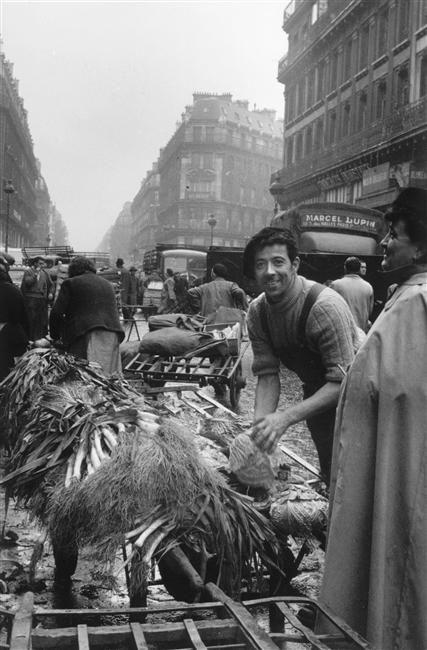 Rue de Turbigo Paris, Colomb Denise (1954)