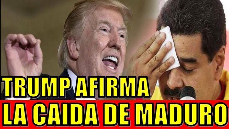 ultimo minuto VENEZUELA EEUU 3 MARZO 2018||La Caida de MADURO ya esta De...