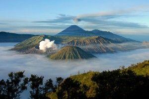 Bromo - Tengger - Semeru National Park, East Java, INDONESIA