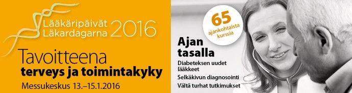 2016 - Lääkäripäivät