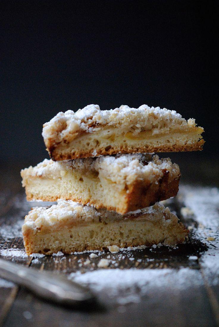 Vegano de Apple Cinnamon Streusel | Desayuna con nosotros | Pinterest | Cinnamon streusel cake, Cookie pie and Cinnamon apples