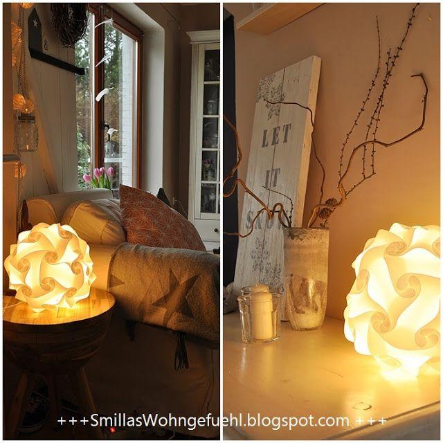 Smillas Wohngefühl: GIVEAWAY: es werde Licht!