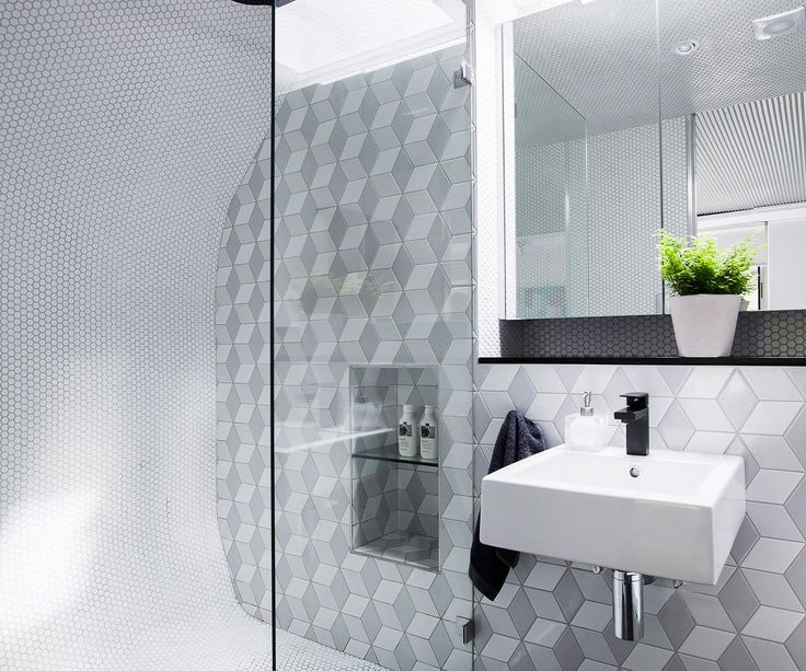 From eating and dining outside to unusually shaped walls - these kitchens and bathrooms are anything but standard!