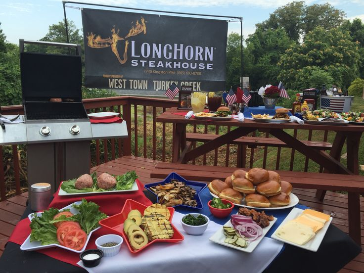 Great burger grilling tips from LongHorn Steakhouse.  Best beef to use, size of patties, seasoning, cook time, temperature, and more!