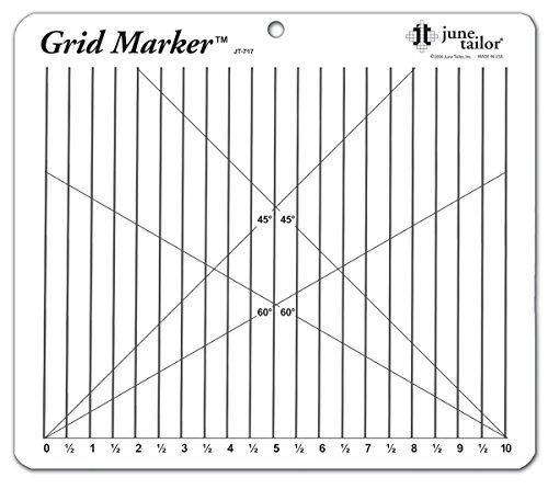 June Tailor Grid Marker June Tailor