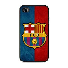 Barcelona Sport Logo Iphone 4 / 4s Cases