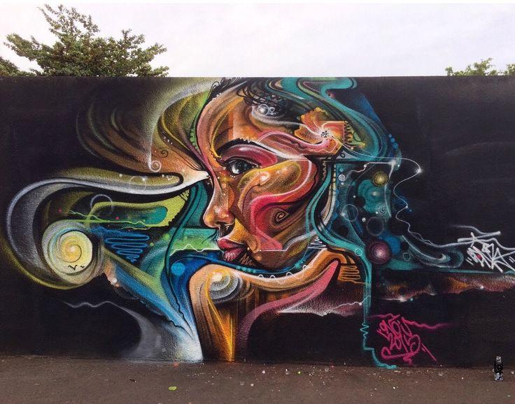 Street Art by Mr Cenz, London, United Kingdom