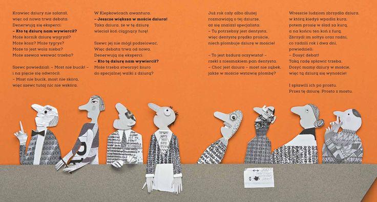 polska ilustracja dla dzieci: Nowość - Chichotnik, czyli księga śmiechu i uśmiechu