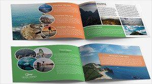 25 Best travel brochure template free download