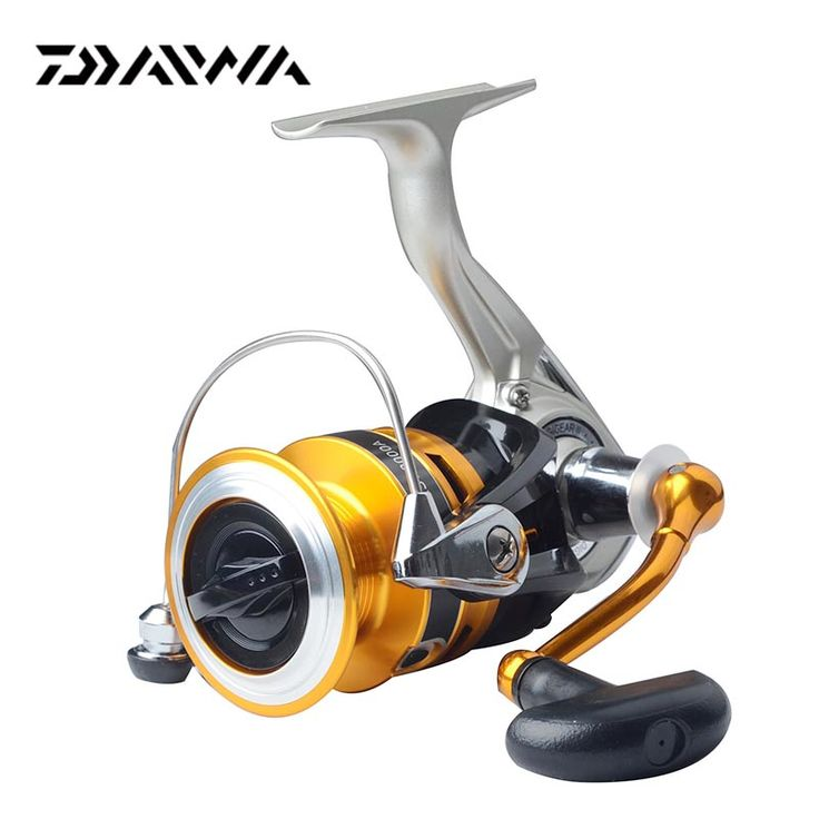 Daiwa Brand Original 16 New Crest 2000A 2500A 3000A 4000A Spinning Fishing Reel 5.3:1 3+1BB Front Drag Carp Fishing Reel