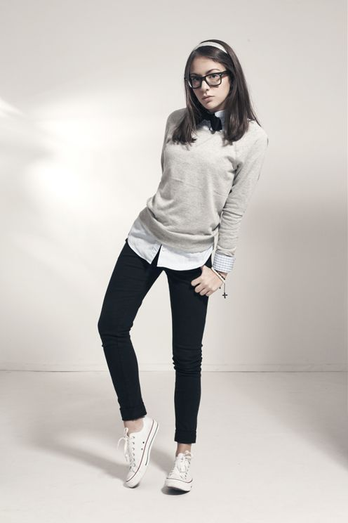 comfy. And soo nerd chic!