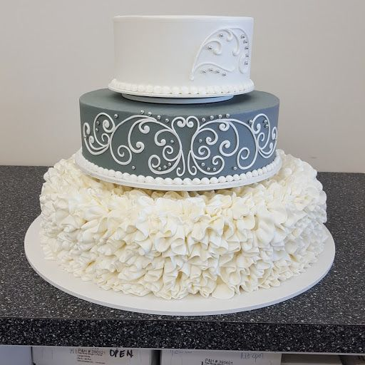 25 best ideas about scroll wedding cake on pinterest