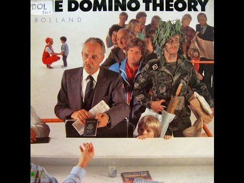 Bolland and Bolland - The Domino Theory 1981 (full album) very rare