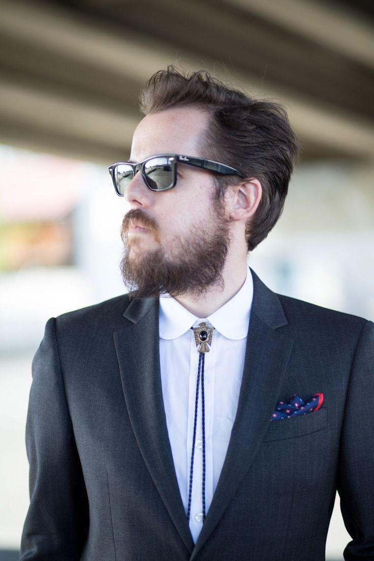 Bolo Tie Suit New In 2021 Dapper Mens Fashion Mens Fashion Mens Style Guide
