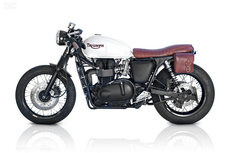 Triumph-Bonneville-900-The-Inlander-: Motorcycles, Bike, Triumphbonnevil, Triumph Bonneville, Mopeds, Deus Venice, Custom Triumph, Deus Ex, Cafe Racers
