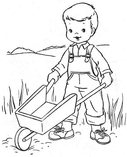 coloring bookoutdoor fun bonnie jones lbumes web de picasa - Colouring Book For Children