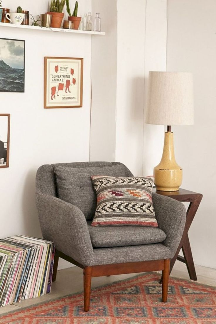 Charming 64 Mid Century Modern Accent Chairs Living Room Design Ideas Part 26