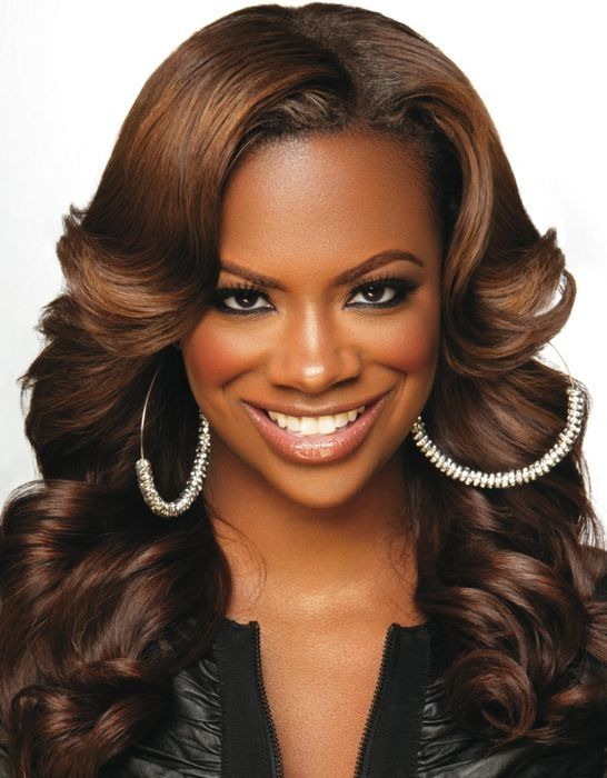 styles of hair for 216 best kandi burruss images on kandi 8186