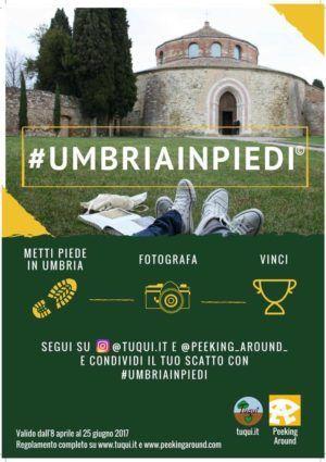 Gli scatti del contest #Umbriainpiedi ora in mostra a Perugia
