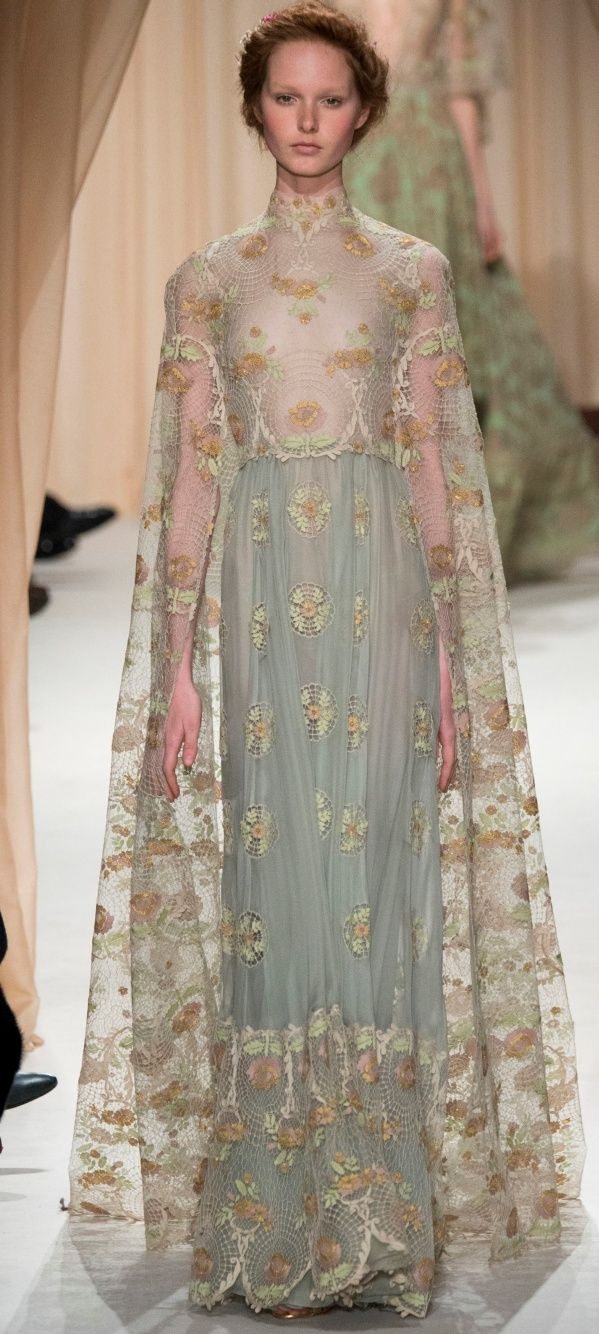 Valentino Haute Couture Spring 2015 jαɢlαdy