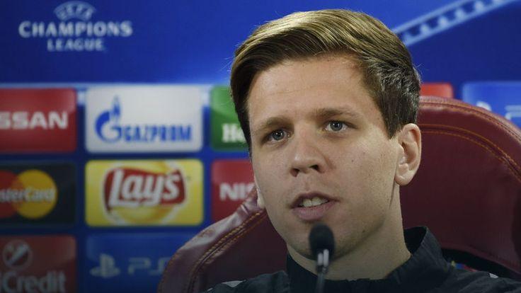 LM: AS Roma z Wojciechem Szczęsnym przed arcytrudną misją w Barcelonie
