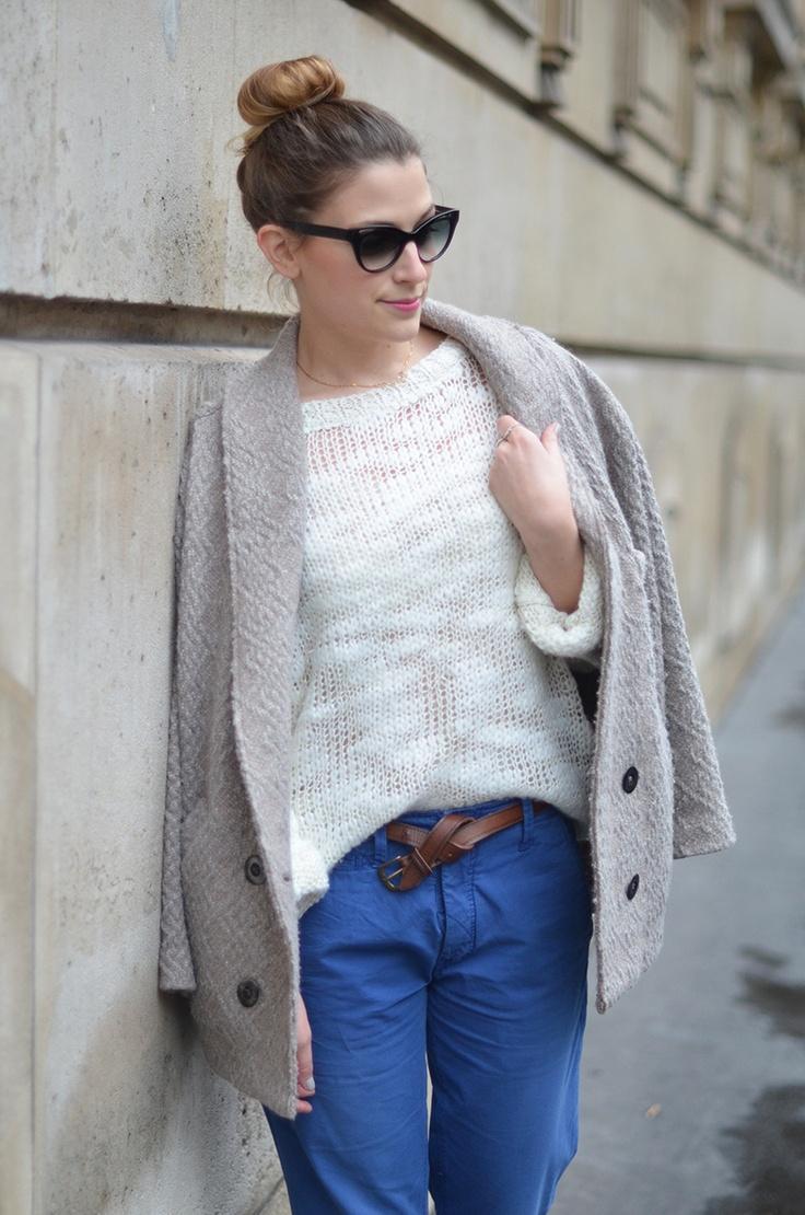 You make fashion - Margot