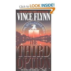 The Third Option - Vince Flynn  (Mitch Rapp 2)