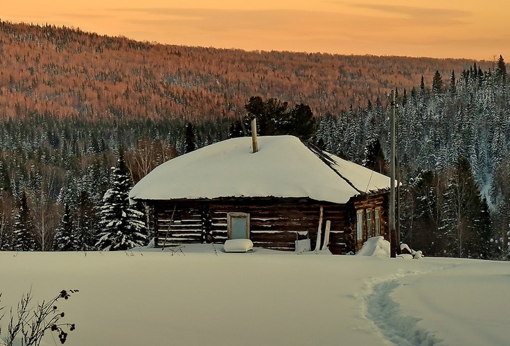 enshtein65 — «Красивишно зимой в Сибири!!» на Яндекс.Фотках