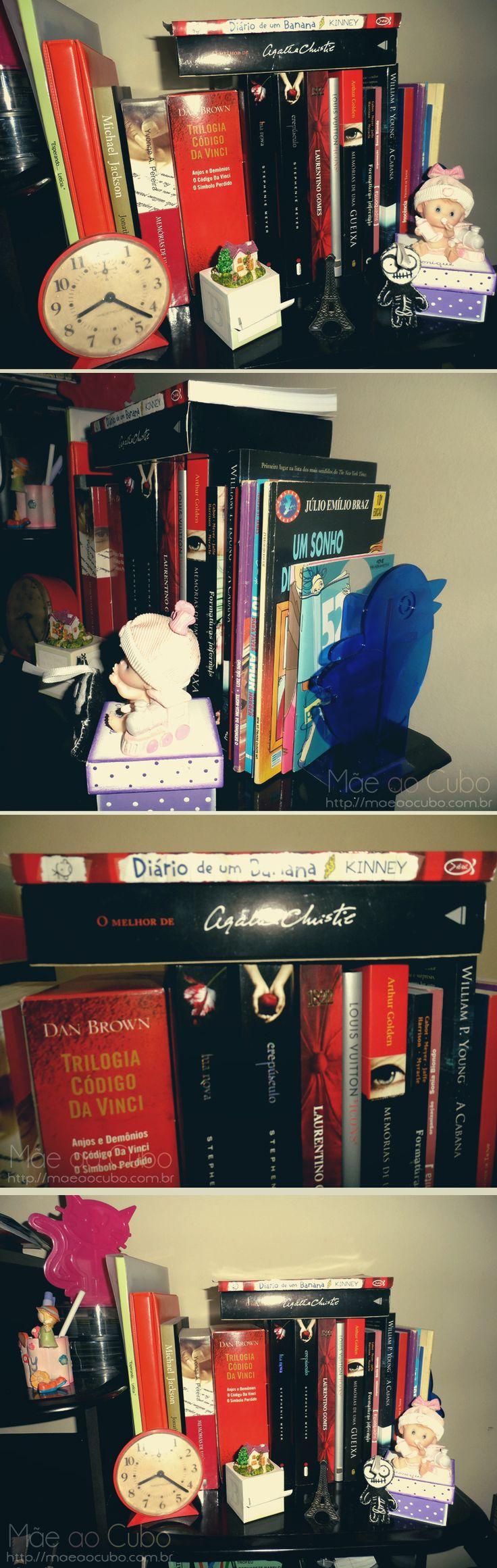 Onde você guarda seus livros?  http://maeaocubo.com.br/blogagem-coletiva-livros/
