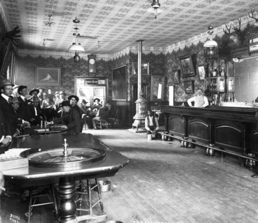 The Cosmopolitan, Telluride, Colorado 1900
