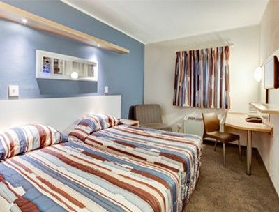 Road Lodge Cape Town Airport is one star graded