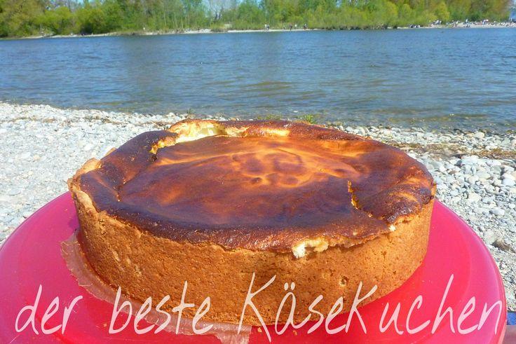 der beste Käsekuchen! cremig und so lecker! homemade Cheesecake | Rezept...