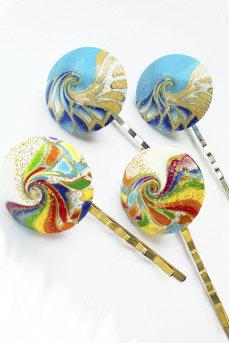 Earrings tutorial jewelry tutorial tutorial polymer