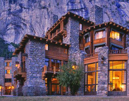 Ahwahnee Lodge, Yosemite