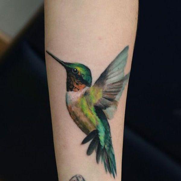 55 Amazing Hummingbird Tattoo Designs   Cuded