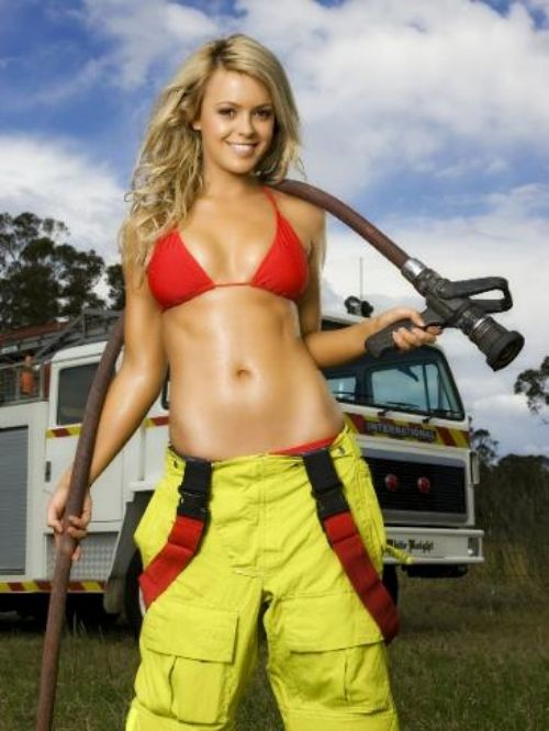 Image result for female firefighters california