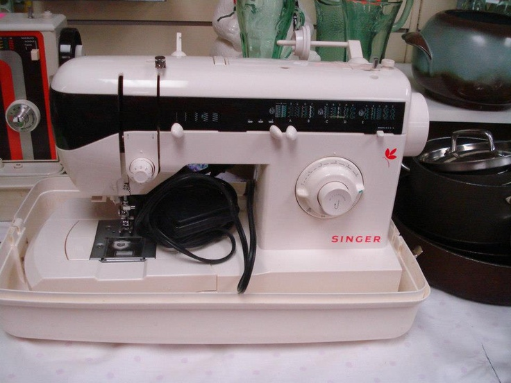 singer sewing machine model 2732