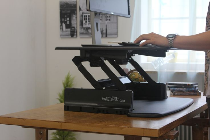 #Standuprevolution - Change the way you work with a standing desk - http://uk.varidesk.com