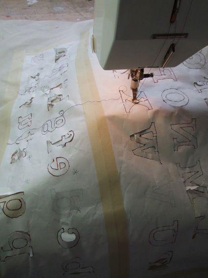 louise gardiner embroidery | Louise Gardiner: Kirstie Allsopp Homemade Home Book Illustration.