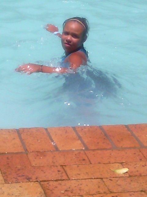 Chelsea swimming