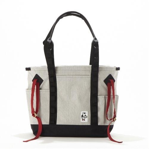 [チャムス×ゴーアウト:CHUMS×GO OUT]Tote Bag   GO OUT Online  アウトドアファッションの総合通販サイト