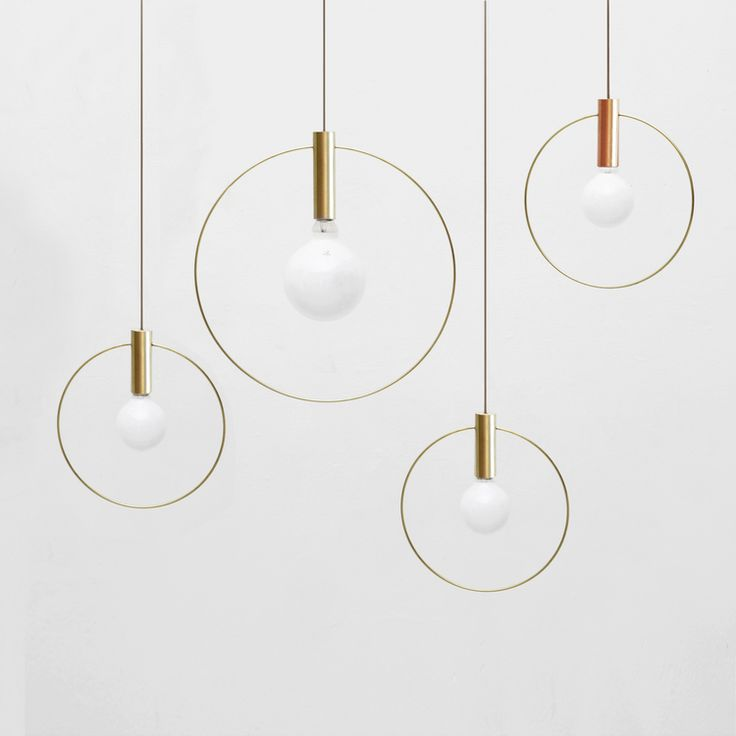 Drop dead gorgeous. Aura Lights from Seattle's L&G Studio