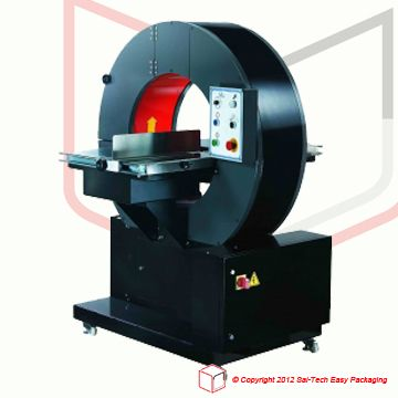 STEP EXR-401 Horizontal Wrapper  Horizontal Wrapper with foil-cutter.
