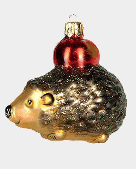 30 best Animal Ornaments | Hedgehog images on Pinterest ...