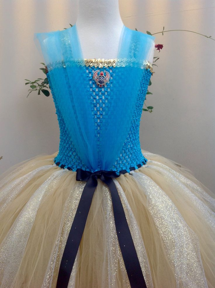 Tutu inspired by Cleo de Nile from Monster High