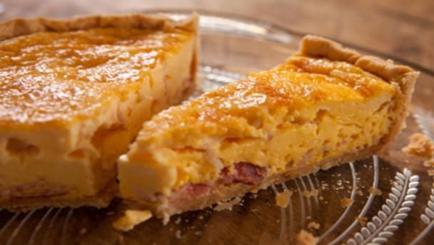 Quiche Lorraine | Recipes for quiche don't have to be daunting – just take the time to make homemade pastry for a crispy slice of nostalgia.