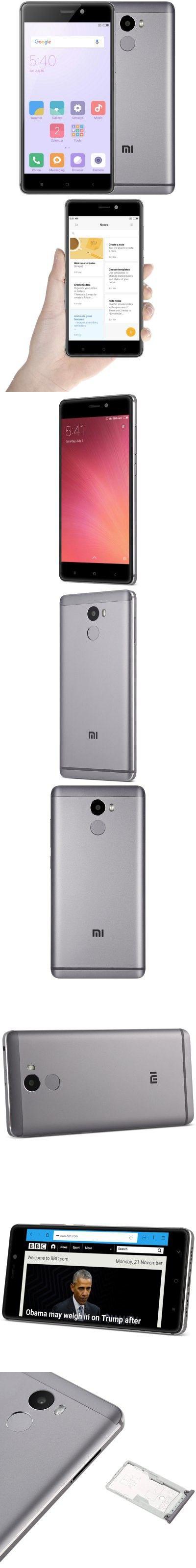 Xiaomi Redmi 4 4G Smartphone HONG KONG WAREHOUSE 2GB RAM 16GB ROM-$142.93