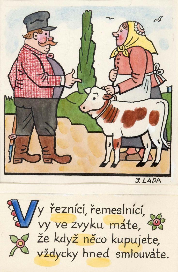 Kalamajka – Vy řezníci, řemeslníci, 1913