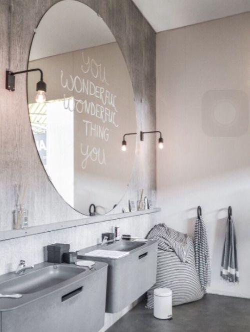 117 melhores imagens de espejo redondo no pinterest amy for Espejo redondo grande
