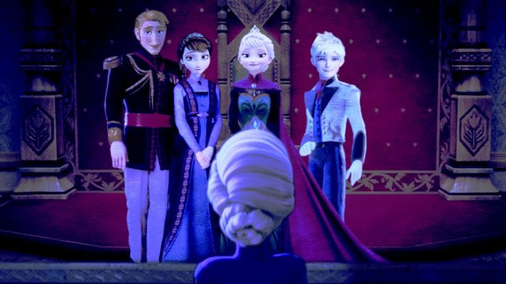 Jack & Elsa - Frost Killing Hour: A Family Tragedy YOU HAVE GOT TO SEE THIS! IT'S AMAZING!